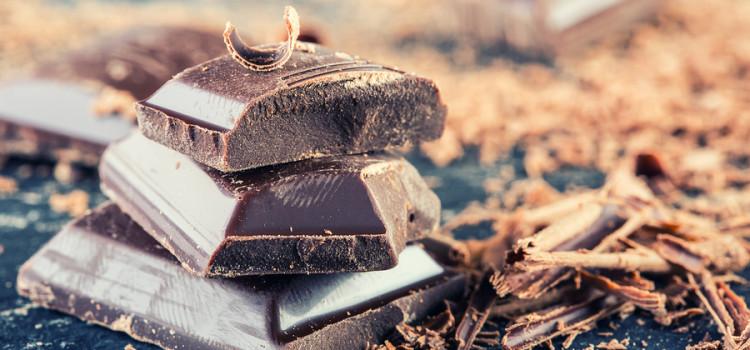 Choklad är bra för kropp och själ